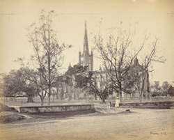 The Cathedral from the east [Calcutta]